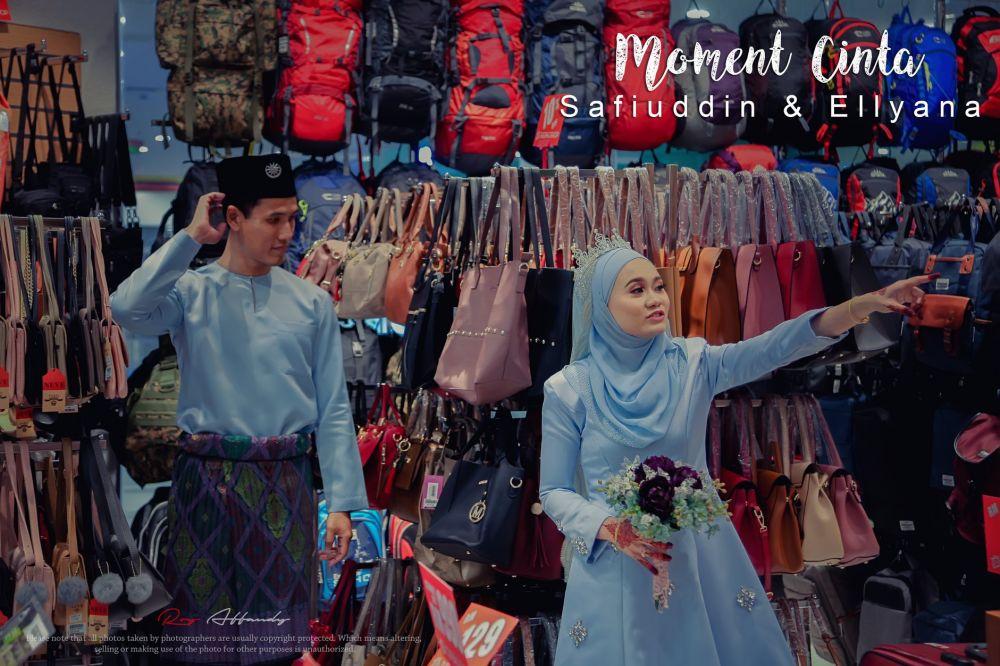 pernikahan di mall © 2019 facebook