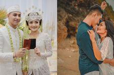 5 Fakta pernikahan Siti Badriah & Krisjiana, pesta 3 hari 3 malam
