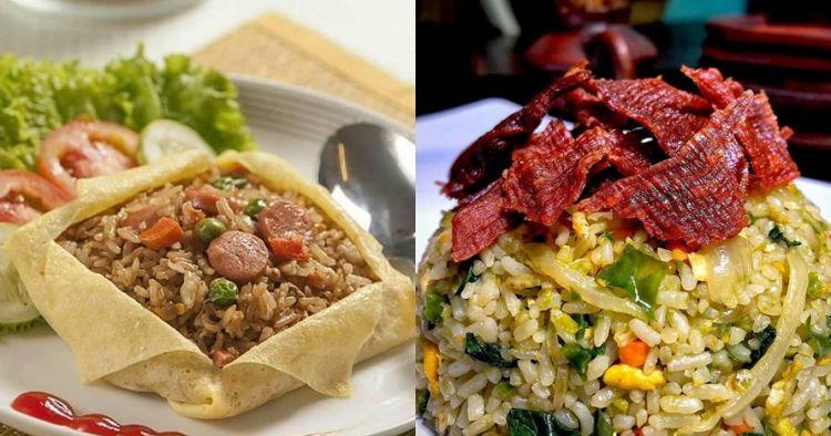 25 Resep Nasi Goreng Kekinian Yang Rasanya Bikin Nagih