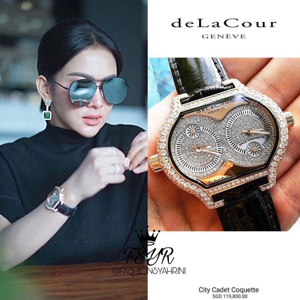 jam tangan seleb mewah © 2019 brilio.net
