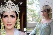 Tania Nadira dan Abdulla Alwi sah menikah, maharnya Rp 260 ribu