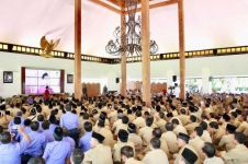 Ustaz Yusuf Mansur motivasi ASN Banyuwangi, kerja jadi pengabdian