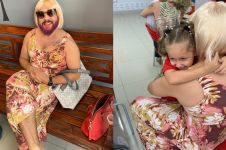 Rela berpenampilan wanita untuk anak, alasan pria ini bikin haru