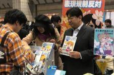 Politisi ini menang pemilu karena kampanye menolak sensor di anime