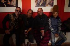 Merdunya Debu harmonisasikan irama Timur Tengah dan jazz di Bromo