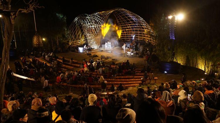 Gempita menikmati harmoni usai erupsi di Jazz Gunung Bromo 2019