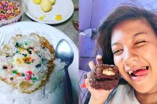 8 Penampakan makanan tak biasa ini bikin orang mikir keras
