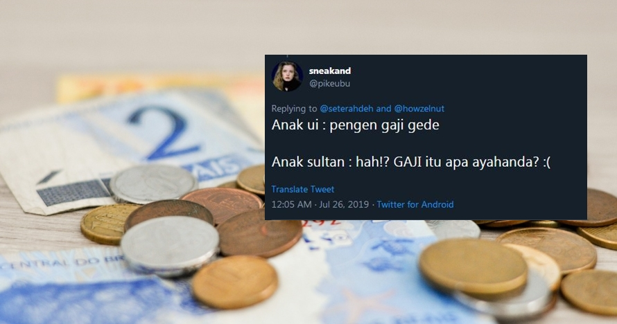10 Cuitan lucu balasan 'anak UI pengen gaji gede', kocak abis!
