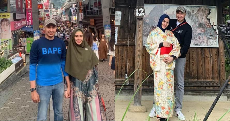 Aksi suami luluhkan hati Kartika Putri saat ngambek jadi sorotan