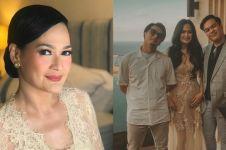 8 Momen pernikahan ketiga Donna Harun, Jeje Soekarno jadi sorotan