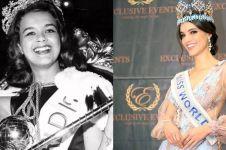 12 Transformasi mahkota Miss World dari masa ke masa