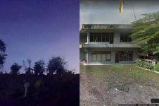 Usai pocong di Kedungwaru Kidul, kini heboh wajah di gedung kosong