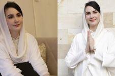 Kenakan pakaian adat Osing, Arumi Bachsin disebut mirip Suzanna