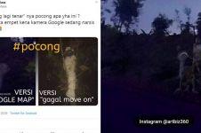 8 Meme lucu pocong Kedungwaru Kidul ini bikin gagal serem