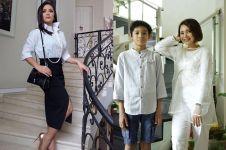 Intip penampakan rumah 5 diva Indonesia, mewah bak istana