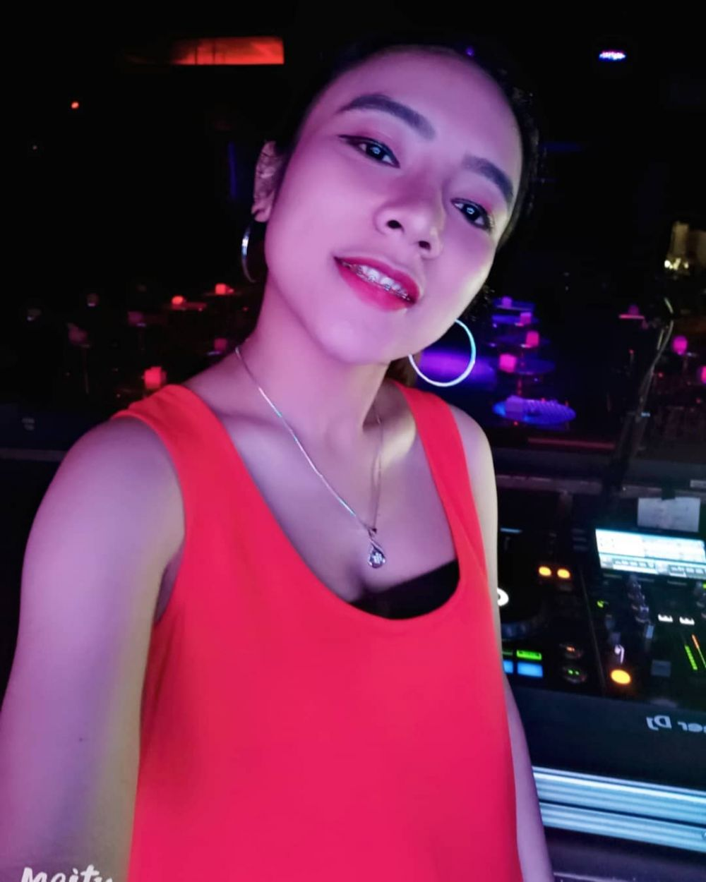 Pesona DJ Rere Monique  © 2019 brilio.net