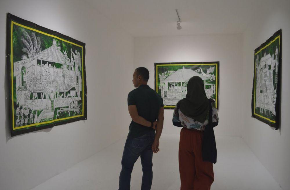 Spot foto ini bikin kamu harus datang ke ARTJOG © 2019 brilio.net
