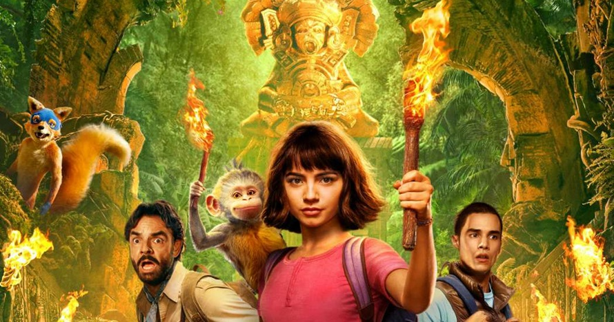 10 Film Hollywood tayang Agustus 2019, ada film Dora live action