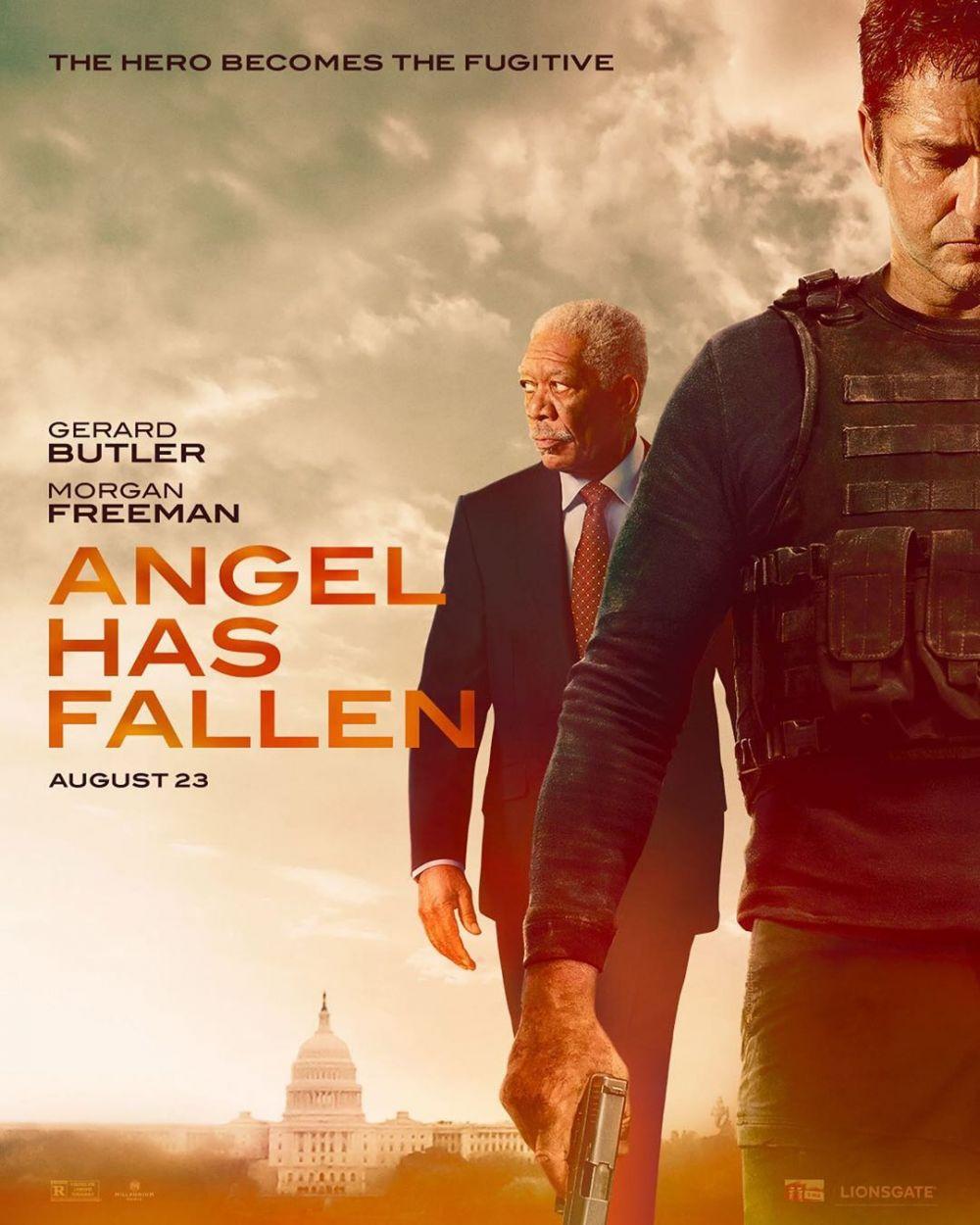 Film Hollywood tayang Agustus 2019 istimewa