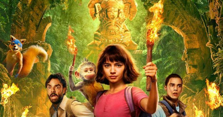 10 Film Hollywood tayang Agustus 2019, ada film Dora live action