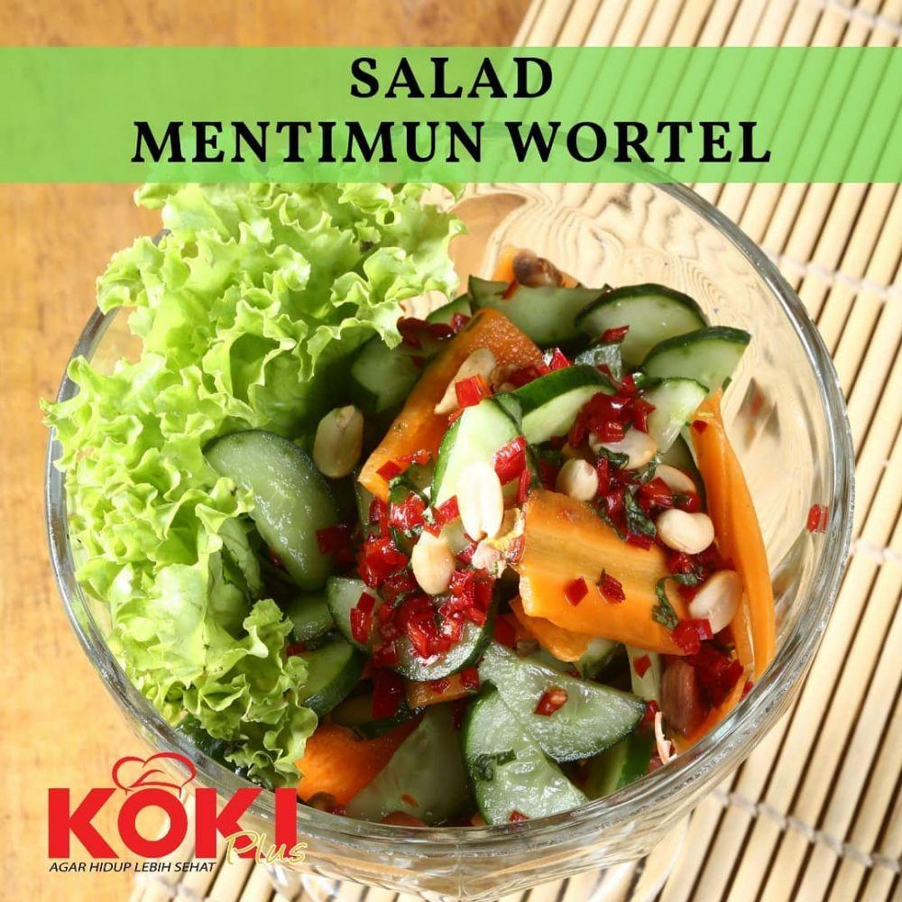 Resep salad © 2019 brilio.net
