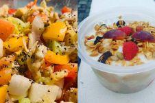 20 Resep salad buah dan sayur, praktis dan menyehatkan