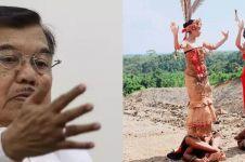 Jusuf Kalla sebut ada 2 kendala bila ibu kota pindah ke Kalimantan