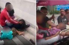 Putrinya meninggal saat kecelakaan, yang dilakukan ayah ini bikin haru