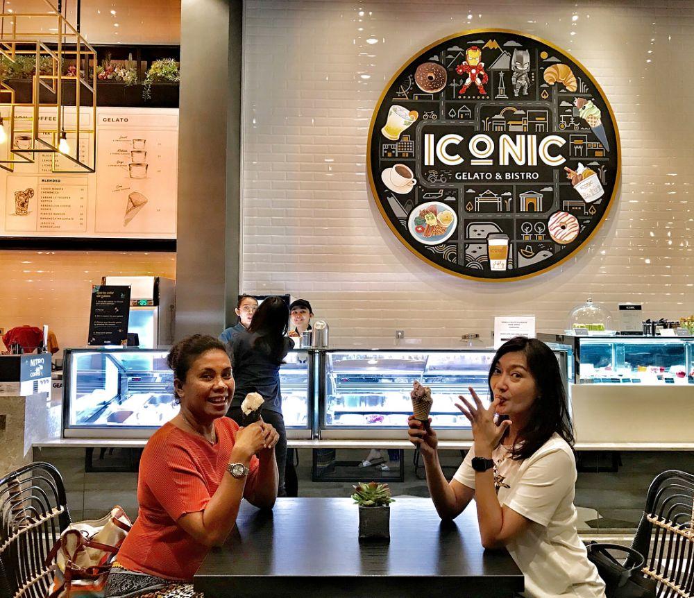 Kedai gelato © 2019 brilio.net
