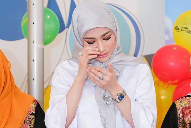 amel alvi hijab © 2019 brilio.net