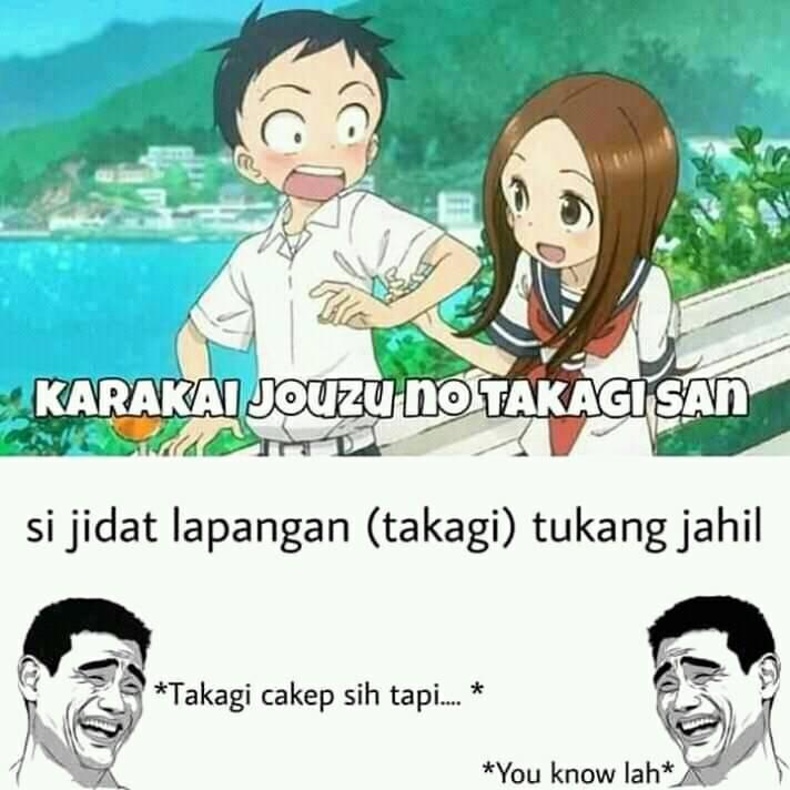 kalau anime pakai bahasa indonesia © Facebook/Dikala-Anda-Kebelet-Goblog-263095261143553