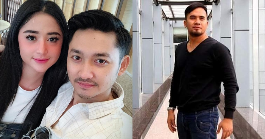 Momen Dewi Perssik jenguk Saipul Jamil bareng suami, tuai pujian