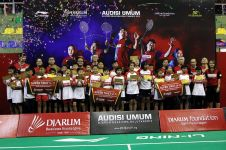24 Atlet muda berbakat raih Super Tiket ke final audisi di Kudus