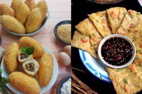 25 Resep camilan kreasi tempe yang enak, mudah dibuat & kekinian