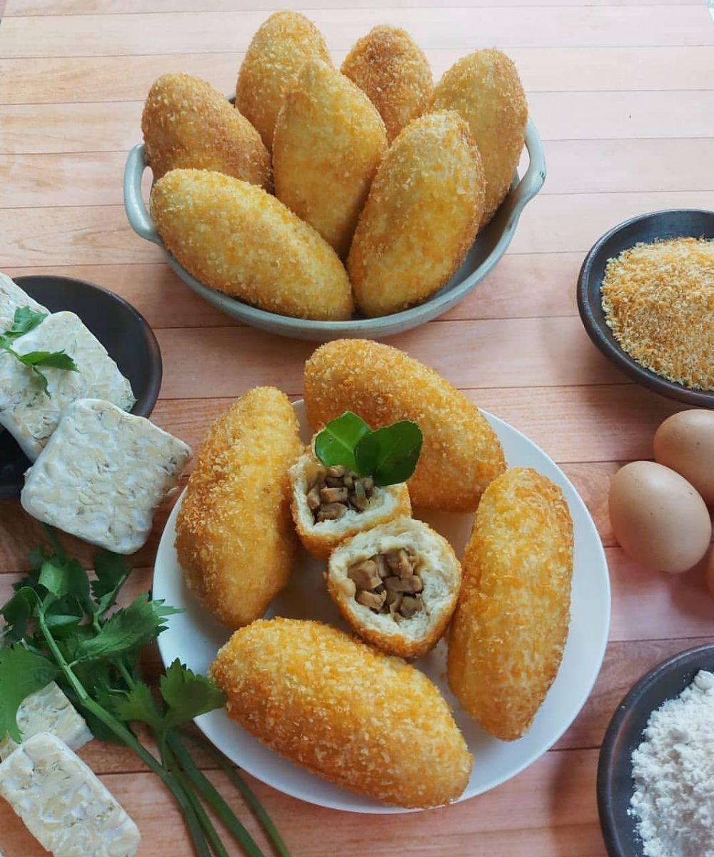 25 Resep camilan kreasi tempe yang enak  istimewa