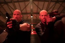 5 Fakta Fast & Furious: Hobbs and Shaw, spin-off berbiaya Rp 2,8 T