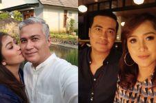Terpaut 25 tahun, ini 12 potret harmonis Adjie Pangestu dan istri