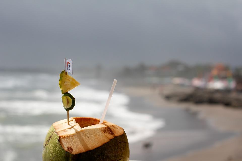 minuman melawan penuaan dini pixabay