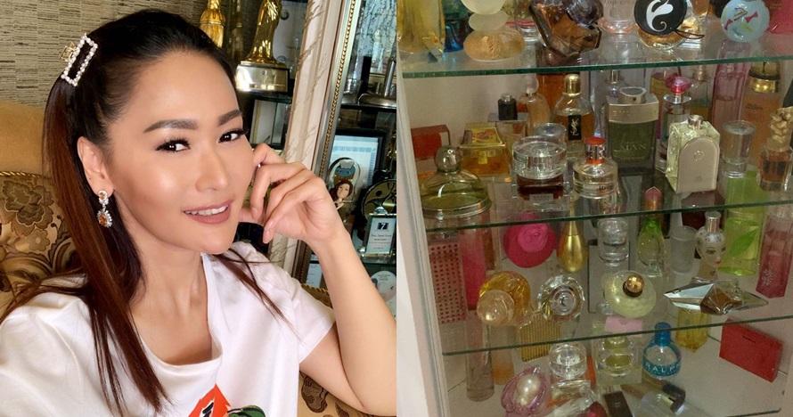 Kisah di balik koleksi parfum mewah Inul Daratista ini bikin haru