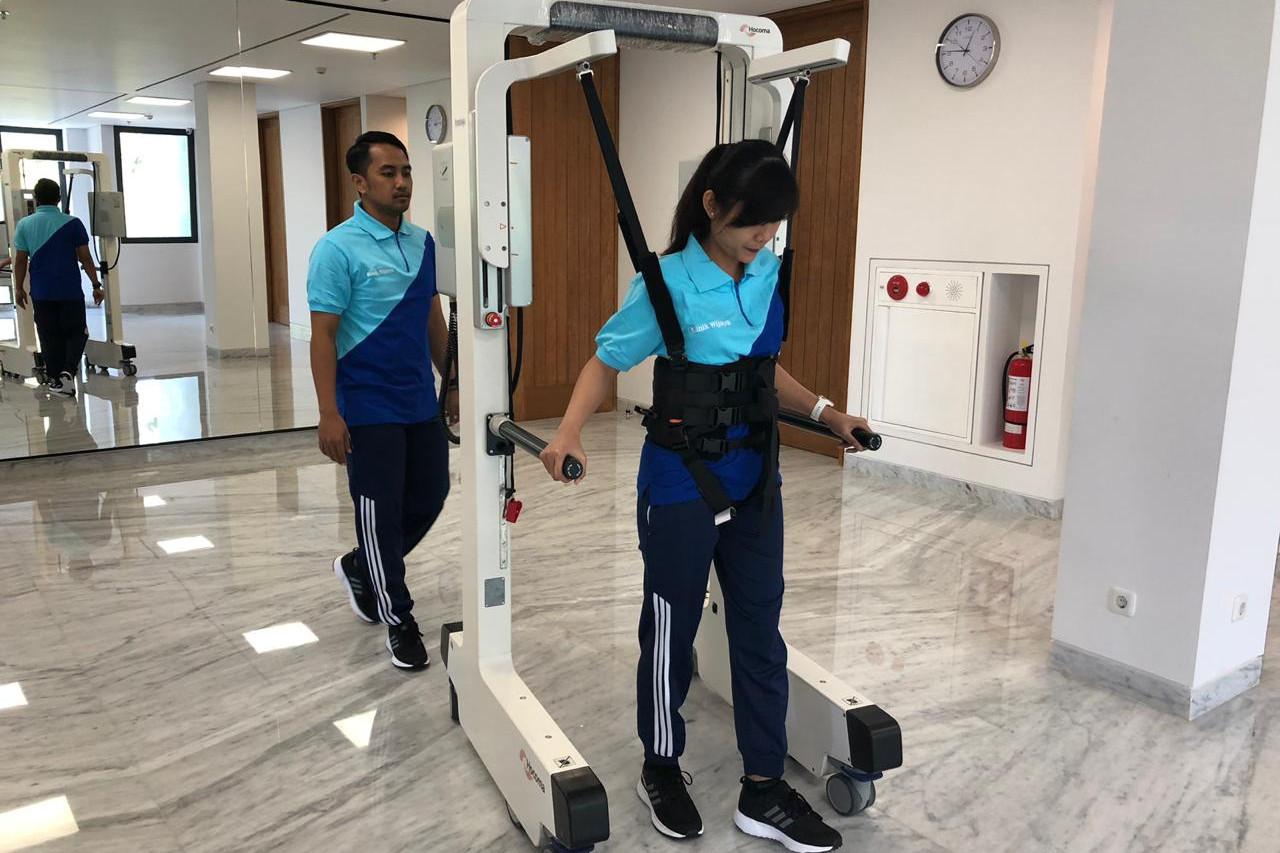 4 Robot ini bantu rehabilitasi stroke, Indonesia punya lho