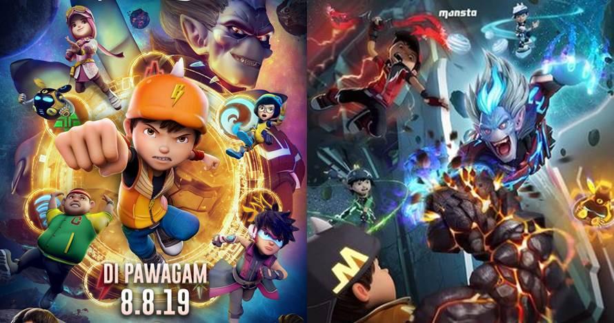 5 Fakta menarik film BoBoiBoy 2, biaya produksi capai Rp 24 miliar