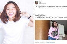 Usai sindir 'netizen miskin', Revina VT jual akun Twitter pribadi