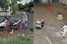 10 Momen orang terekam Google Street View fail abis, bikin ngakak