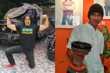 Perjalanan karier Agung Hercules, dari binaragawan sampai penyanyi