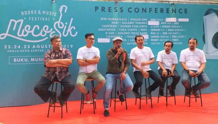 Ini 5 alasan kenapa kamu harus ke MocoSik Festival 2019