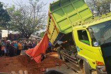 Kisah keajaiban bayi 11 bulan selamat dari kecelakaan Karawaci