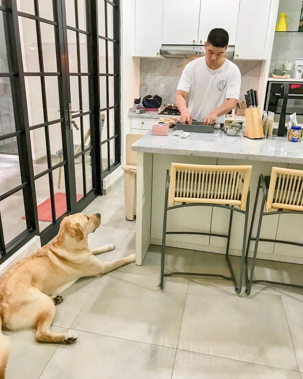 rumah chef arnold  © 2019 brilio.net