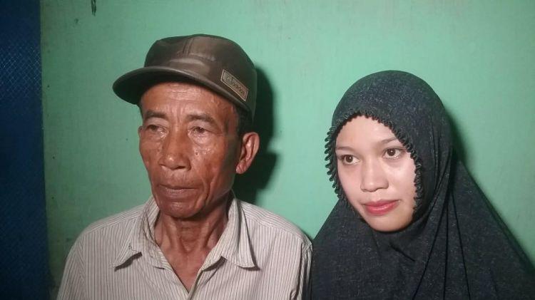 Ingat kisah Kakek Badu nikahi perawan mahar Rp 300 ribu? Ini kabarnya
