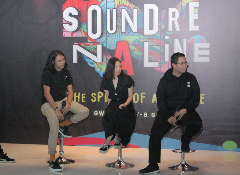 Soundrenaline 2019 © 2019 brilio.net