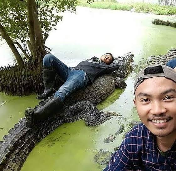 orang indonesia kelewat santai di dunia © berbagai sumber